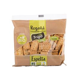 Mini crackers de espelta 150g ECO