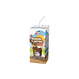 Bebida arroz con chocolate 200ml