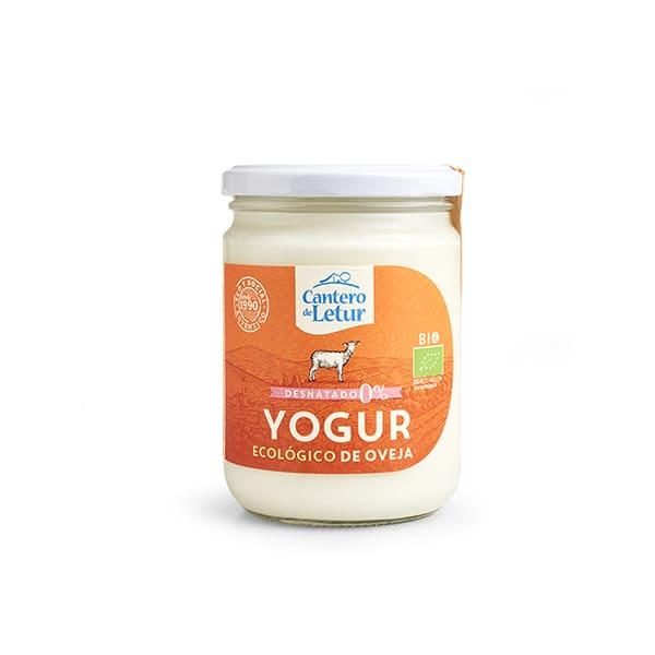 Yogurt de oveja desnatado 420g