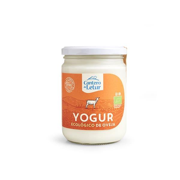 Yogurt de oveja 420g ECO