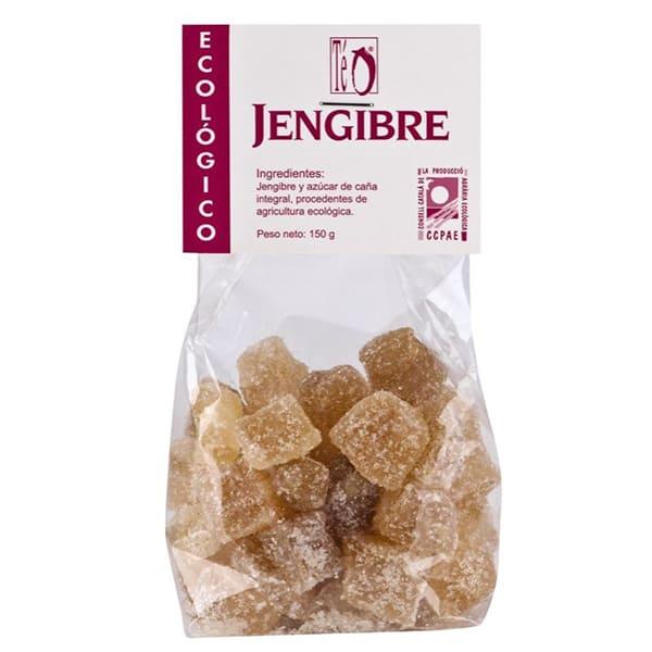 Caramelos de jengibre 150g ECO