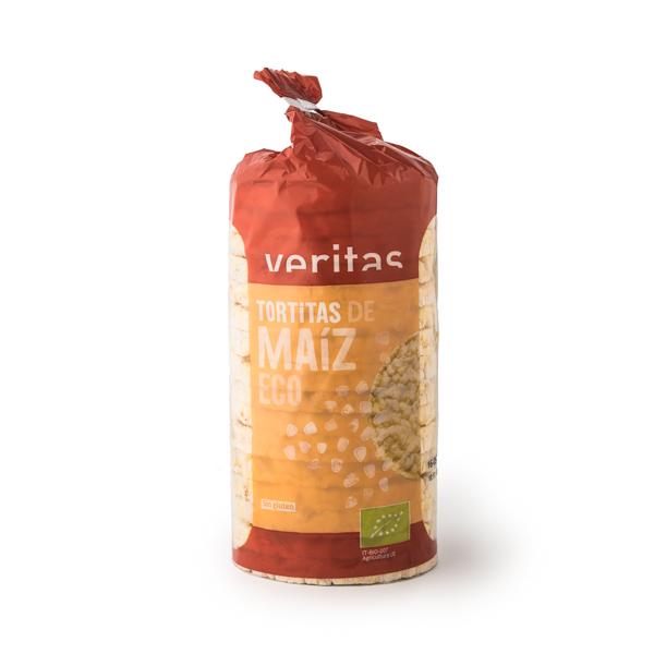 Tortitas Maiz 100g ECO