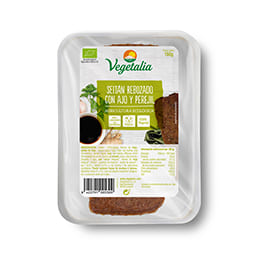 Seitan arrebossat a/all i julivert 150g ECO