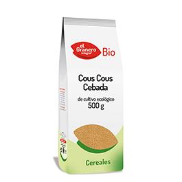 Cuscús de cebada El Granero 500 gr