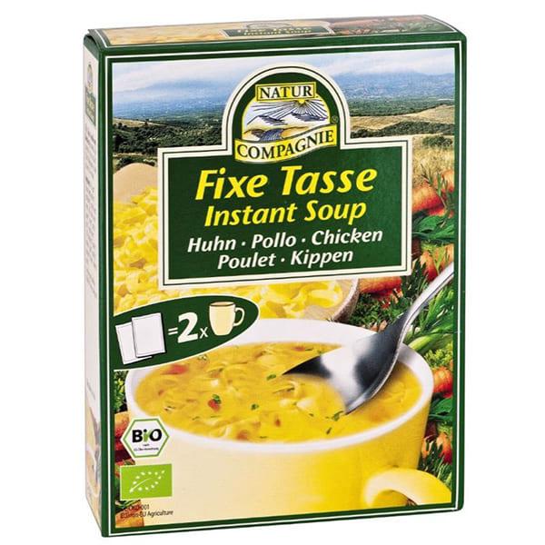 Sopa instantánea de pollo 34g ECO