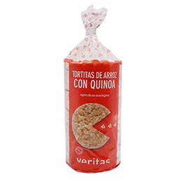Coques de quinoa 100g ECO