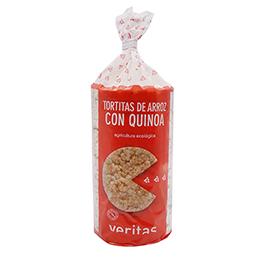 Tortitas de quinoa 100g ECO