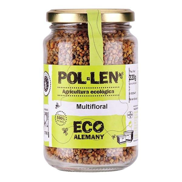 Polen multifloral 220g ECO