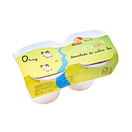 Yogurt natural de cabra 2x125g