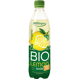 Refresco de limón 500ml ECO