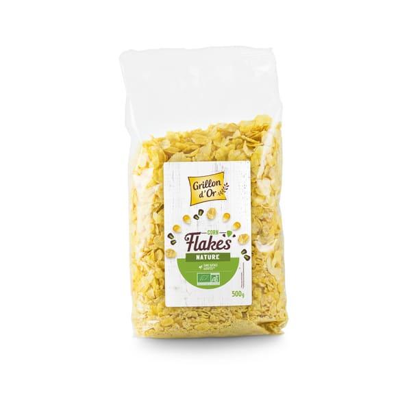 Corn flakes 500g ECO