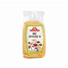 Arroz semi integral 500g