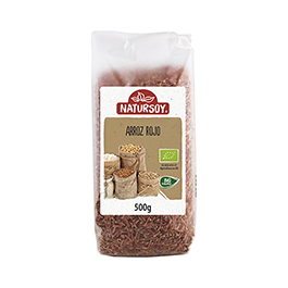 Arroz rojo 375g ECO