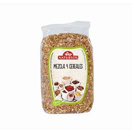 Mezcla de 4 cereals 500g