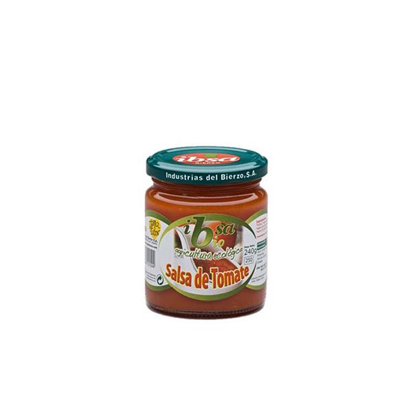 Salsa de tomate 240g ECO