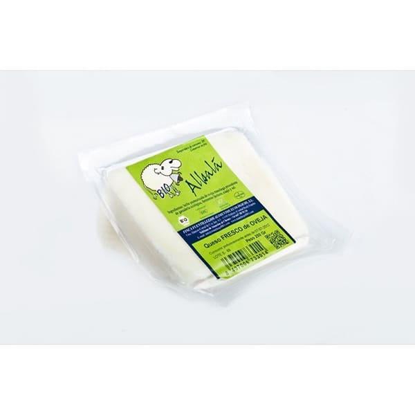 Queso fresco de oveja 250g ECO