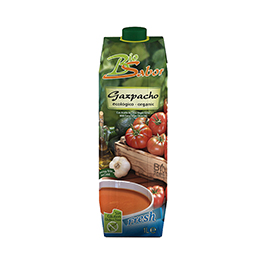 Gazpacho Biosabor 1l ECO