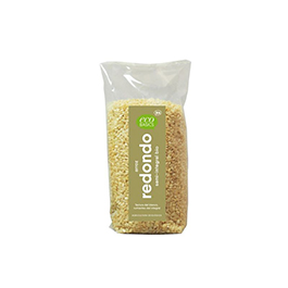 Arroz semi integral 500g ECO