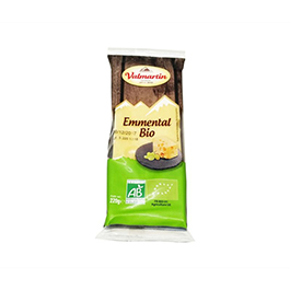 Queso emmental 220g ECO