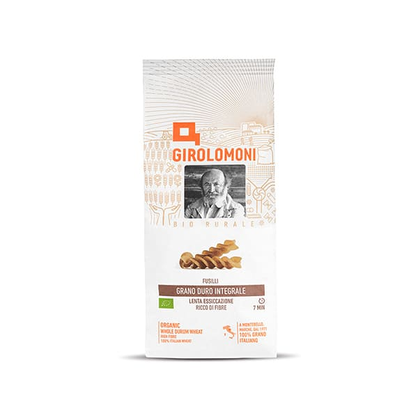 Fusilli integral 500g ECO