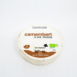Qus.Camembert 250gr ECO