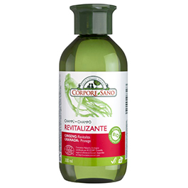 Champú revitalizante ginseng 300ml ECO