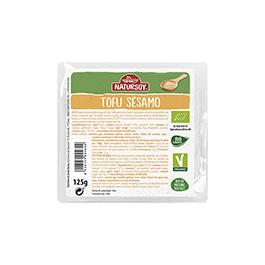 Tofu con sésamo 125g ECO