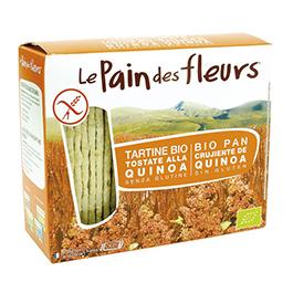 Tost/quinoa P.Fleur 150g ECO