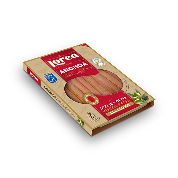 Anchoa en aceite de oliva 45g ECO