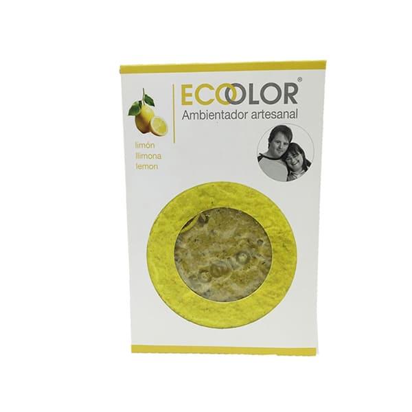 Ambientador de limón 1u