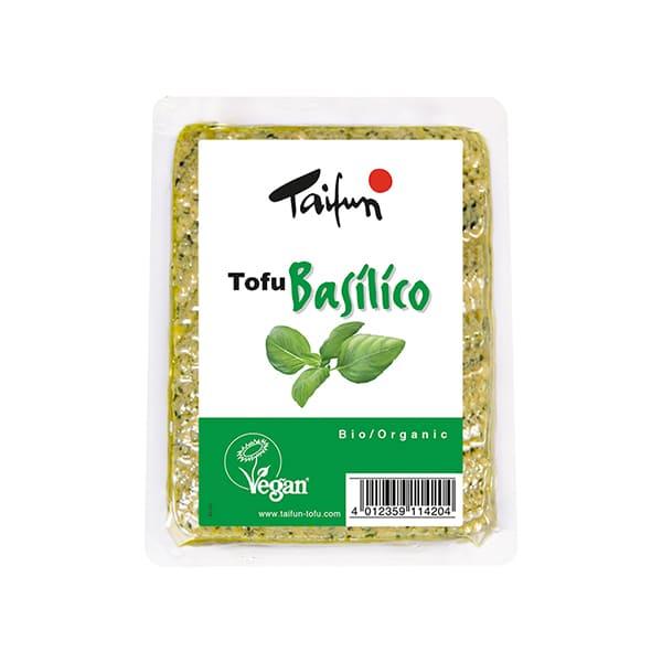Tofu d'alfàbrega 200g