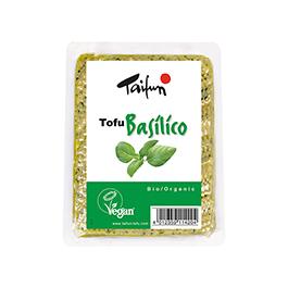 Tofu de albahaca 200g ECO