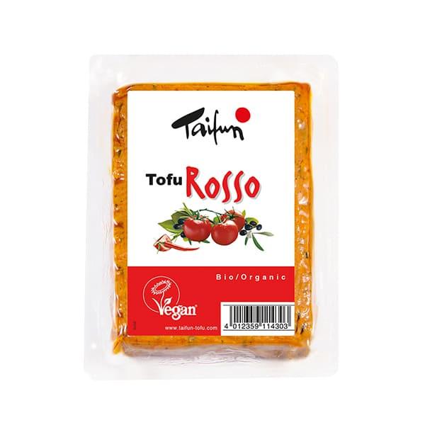 Tofu Rosso 200g ECO