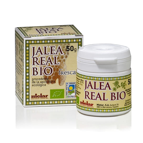 Jalea real fresca 50g ECO