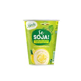 Postres de soja con limón 400g