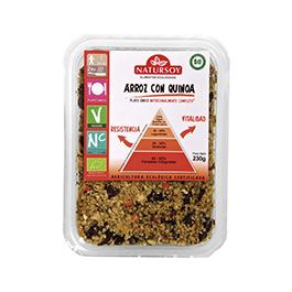 Arròs con quinoa 230g