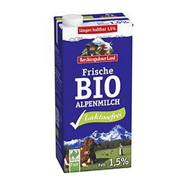 Leche fresca sin lactosa 1l ECO