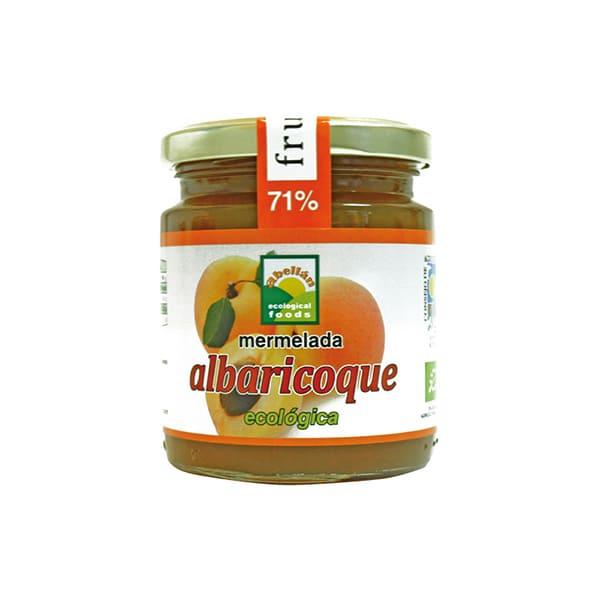 Mermelada albaricoque c/agave ECO