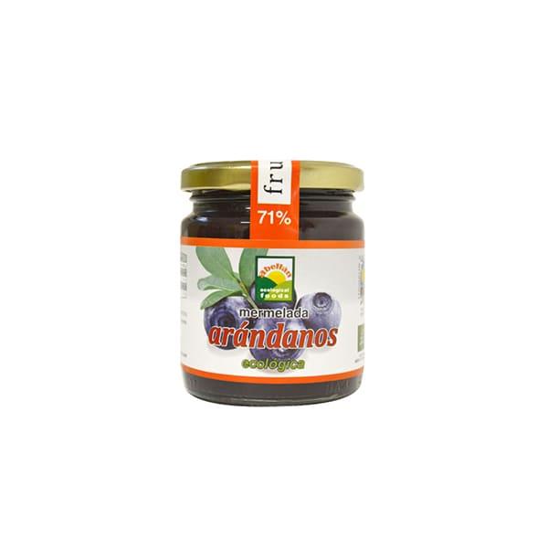 Mermelada arándanos c/agave ECO