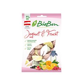 Chucherías c/frutas y yogurt s/glut 100g
