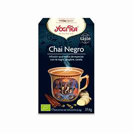 Yogi Tea Chai 17b. ECO