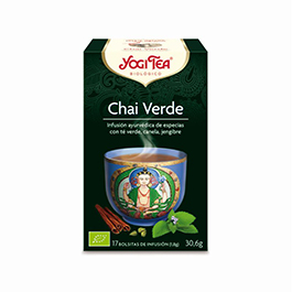 Yogi Tea Chai V. 17b ECO