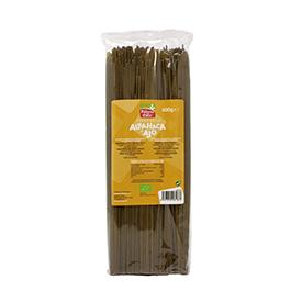 Espagueti Ajo-Albahaca Finest 500G