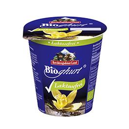 Yogurt de vainilla s/lactosa ECO
