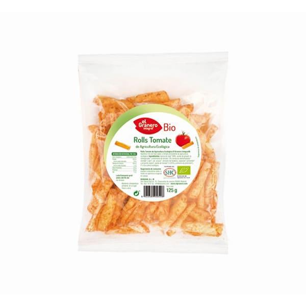 Bioroll's con tomate 125g ECO