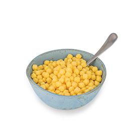 Boletes de cereals amb mel 250g ECO