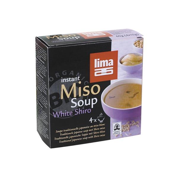 Sopa inst. shiro miso 4x16,5g ECO