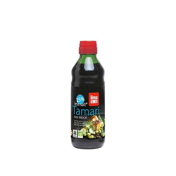 Tamari bajo en sal 250ml