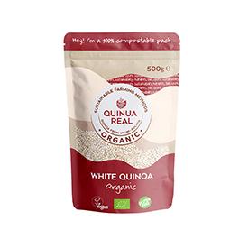 Quinoa real en grano 500g