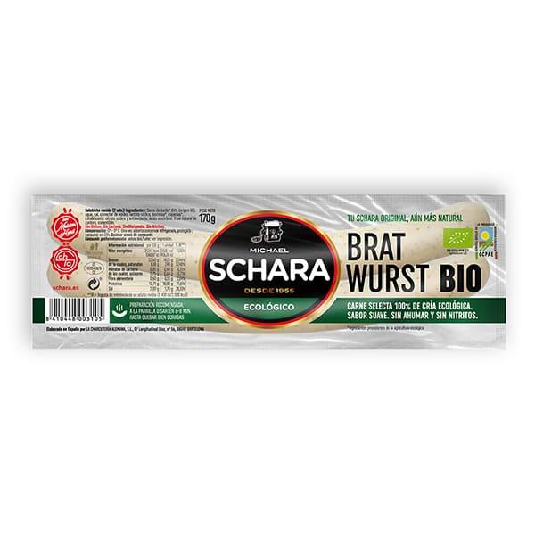 Bratwurst 170g ECO